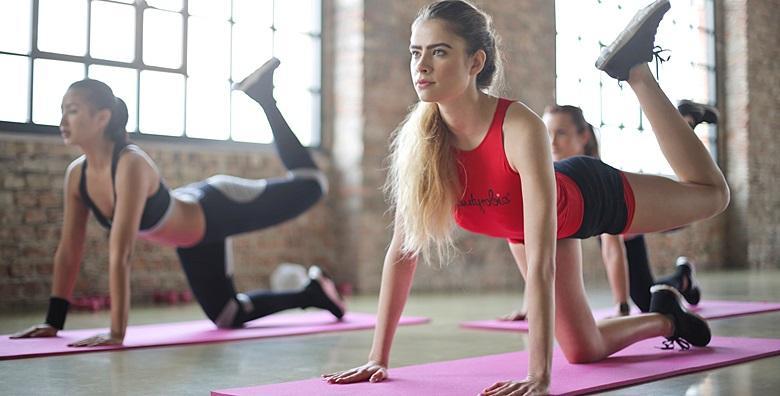 [GRUPNI TRENINZI ZA ŽENE] Odaberi pilates, fat burning, latino, total body ili after job workout - 1 ili 2 mjeseca neograničenog vježbanja od 119 kn!