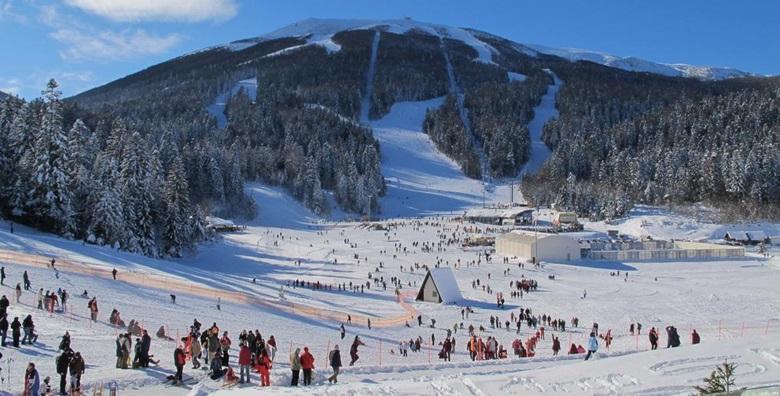 Skijanje Bjelašnica i Igman - 2 noćenja s doručkom za dvoje u motelu za 599 kn!