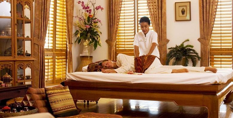 tajlandska masaža koju izvodi certificirani terapeut s iskustvom od 59 kn!