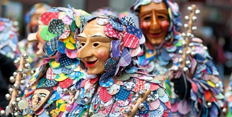 Karneval u Villachu - izlet s prijevozom za 189 kn!