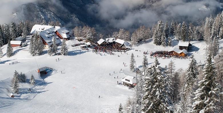 Skijanje na Krvavcu - 3 dana s doručkom za dvoje za 849 kn!