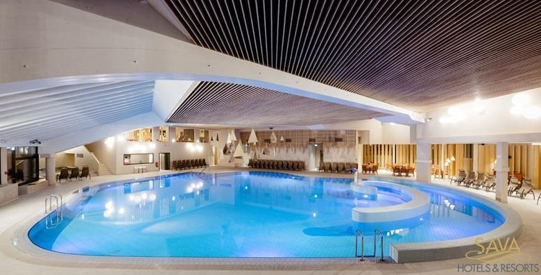 [MORAVSKE TOPLICE] Terme 3000 - 2 noćenja s polupansionom za dvoje u Hotelu Ajda**** uz korištenje novoobnovljenih bazena i sauna za 1.512 kn!
