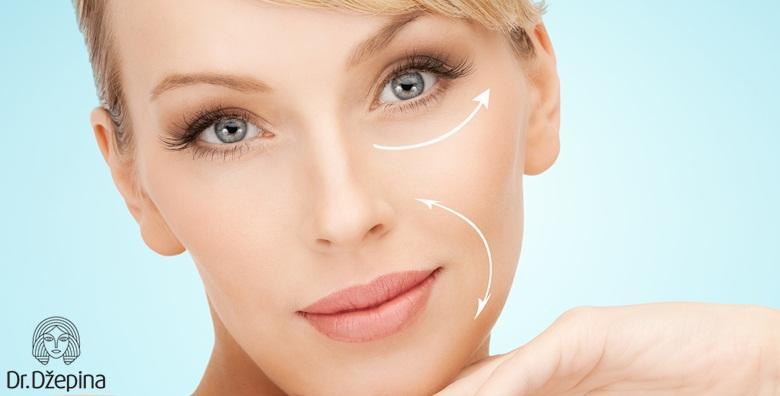 Botox čela ili vanjskog kuta očiju od 749 kn!