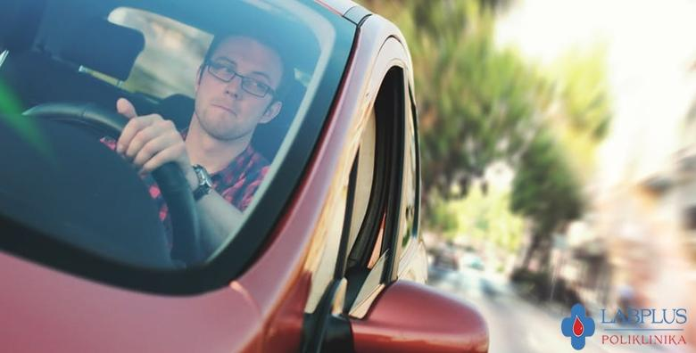 [LIJEČNIČKI ZA VOZAČKU] Obavite pregled za vozačku dozvolu B, AM, A1, A2 i A kategorije u Poliklinici LabPlus za 295 kn!