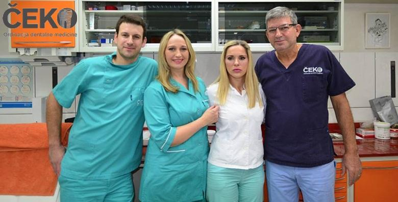 Ugradnja zubnog implantata uz pregled i uključenu anesteziju za 3.999 kn!