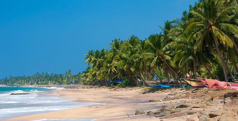 Šri Lanka**** - 7 noćenja s doručkom i povratnim letom za 8.390 kn!