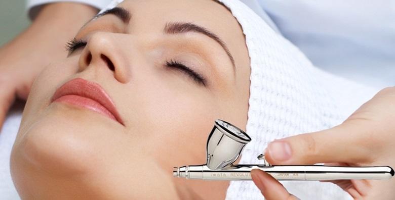 Hijaluronski fileri bez igle - 2 tretmana lica za 999 kn!