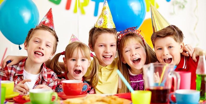 Kreativna rođendaonica M ili XL paket do 15-ero djece od 499 kn!