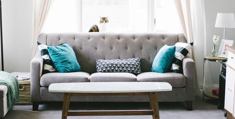 Kemijsko čišćenje L kutne garniture ili dvosjeda, trosjeda i fotelje uz GRATIS čišćenje tepiha do 2 m2 od 169 kn!