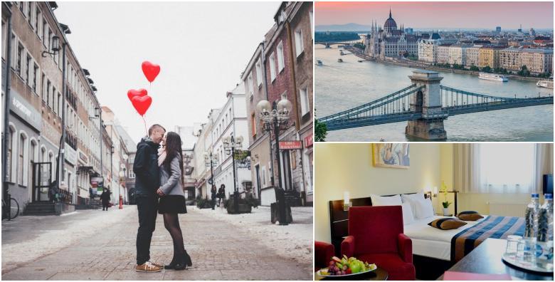 [VALENTINOVO U BUDIMPEŠTI] Romantični vikend u mađarskoj prijestolnici na prekrasnom Dunavu - 2 dana s doručkom u Hotelu Leonardo**** za 399 kn!