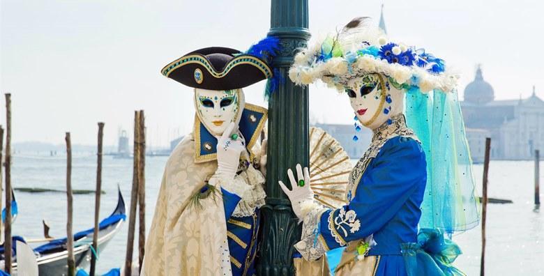 Karneval u Veneciji - cjelodnevni izlet za 179 kn!