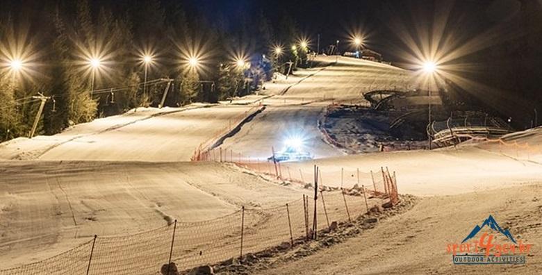 Noćna škola skijanja na Sljemenu - 2 dana za srednjoškolce i odrasle uz stručne trenere škole Sport4you, EKSKLUZIVNO na Ponudi Dana za 449 kn!