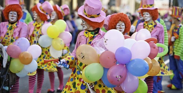 [KARNEVAL U RIJECI] Budi što želiš, dođi na Riječki karneval! Doživi najveći karneval u Hrvatskoj za samo 89 kn!