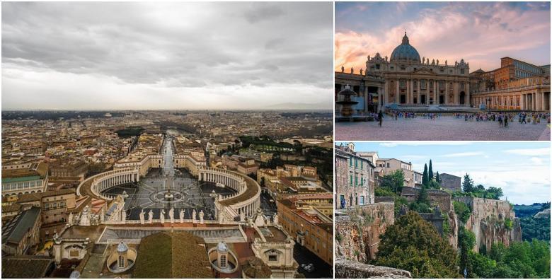 Nezaboravna tura čarobnom Italijom! Posjetite Rim, Bolognu, Vatikan i Orvieto uz moguć izlet u Pompeje i Napulj već od 1.400 kn!