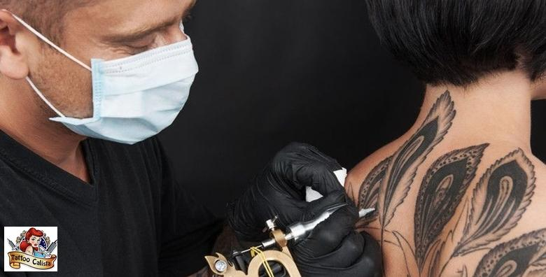 Tetovaža po izboru u studiju Calista - voucher za 249 kn u vrijednosti 600 kn!