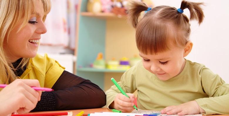 Engleski za djecu 4 do 6 godina - mjesec dana učenja kroz aktivno korištenje jezika, zabavne igre, pjesmice, priče i druge aktivnosti za samo 99 kn!