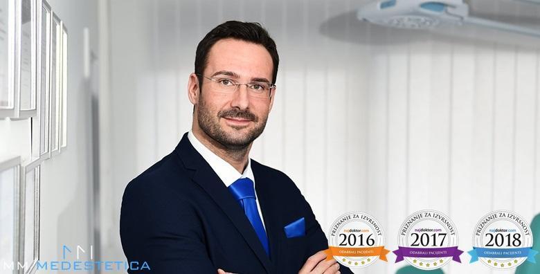 [KOREKCIJA VJEĐA] Riješite se umornog izgleda i težine u očima uz dr. Miletića, specijalista na tom području proglašenog Najdoktorom 2016., 2017. i 2018. god!