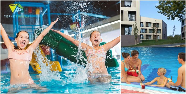 [TERME TUHELJ] Odaberi vikend termin tijekom CIJELE GODINE i guštaj u bazenima i saunama - 2 do 7 noćenja s polupansionom za dvoje u Hotelu Well****