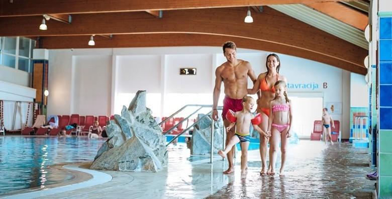 [SLOVENIJA] Terme Zreče**** - 2 noćenja s polupansionom za dvoje u villi uz neograničeno kupanje u termama i popust na saune za 1.333 kn!
