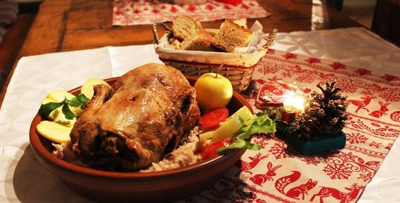 Stara Vodenica - domaći ručak za dvoje za 130 kn!