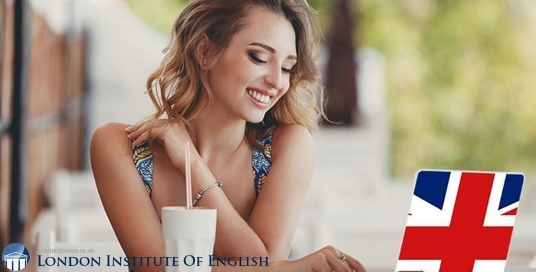 MEGA POPUST: 96% - ENGLESKI JEZIK Online tečaj u trajanju 6 ili 12 mjeseci uz uključen certifikat odobren od strane London Institute of English od 99 kn! (London Institute of English)