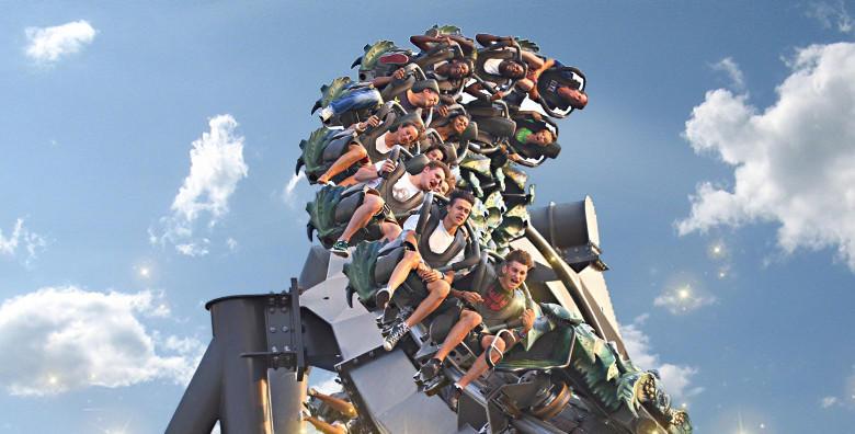 Gardaland i Safari park - 2 dana s polupansionom u hotelu*** i prijevozom za 570 kn!