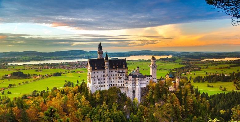 Munchen i dvorci Bavarske - 3 dana s doručkom u hotelu 3/4* i prijevozom za 1.050 kn!