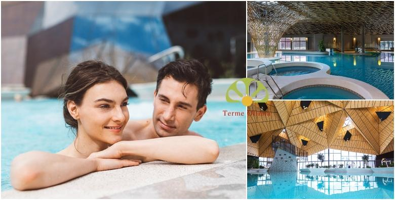 Terme Olimia - 2 noćenja s polupansionom u apartmanu 3/4* i kupanjem od 1.337 kn!