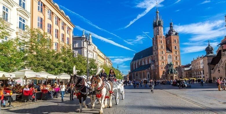 Krakow, Brno i Bratislava - 4 dana s doručkom i prijevozom za 1.300 kn!