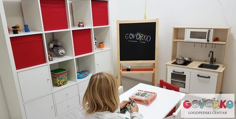 Logopedska procjena ili terapija djece i odraslih već od 99 kn!