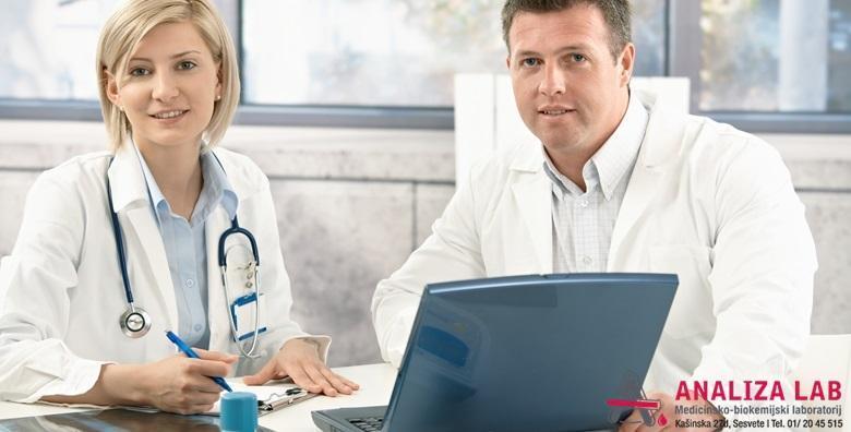 POPUST: 36% - Liječnički pregled za vozačku dozvolu A, B, C, D ili E kategorije od 279 kn! (Analiza Lab)