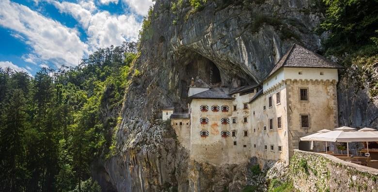[POSTOJANA I PREDJAMSKI DVORAC] Posjetite jednu od najvećih špilja u Europi!Posebno će vas očarati tajnovit i veličanstven dvorac za 139 kn!