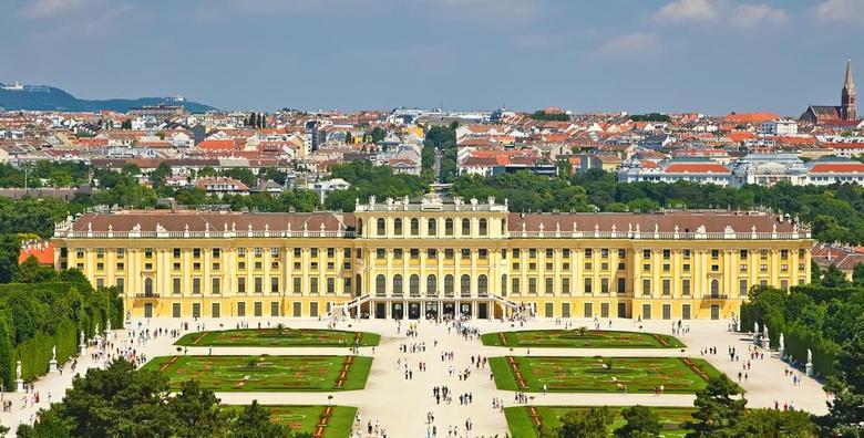 Beč i Gradišće - 2 dana s doručkom u hotelu i prijevozom za 549 kn!