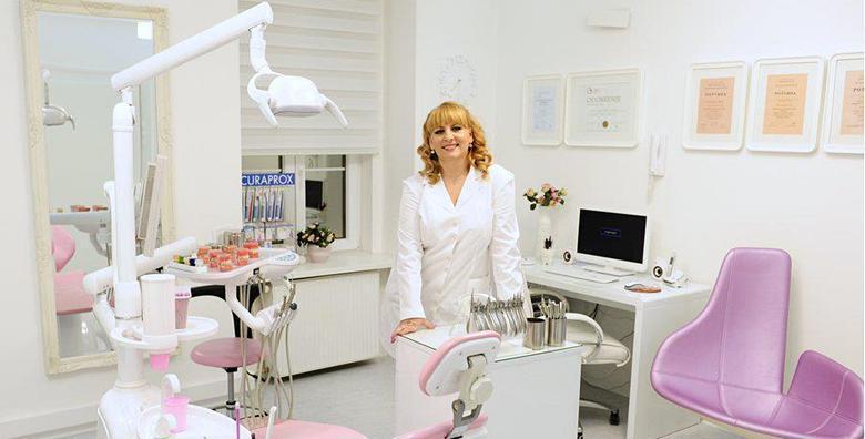Aparatić za zube - ortodontski aparat i svi pregledi tijekom nošenja za jednu čeljust!
