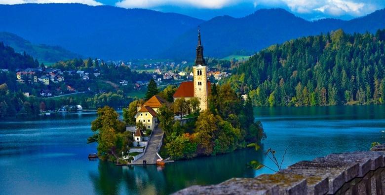Bled i Ljubljana - jednodnevni izlet s prijevozom za 149 kn!
