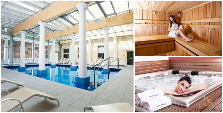 [ROGAŠKA SLATINA] Hotel Slovenija**** - 2 noćenja s polupansionom ili punim pansionom za dvoje uz korištenje bazena, sauna i fitnessa za 1.176 kn!