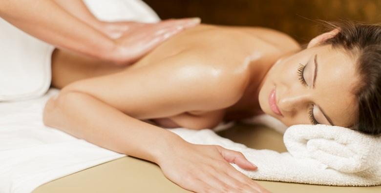Masaža leđa ili cijelog tijela - opustite se na 30 ili 60 minuta u Studiju ljepote Manuela već od 59 kn!