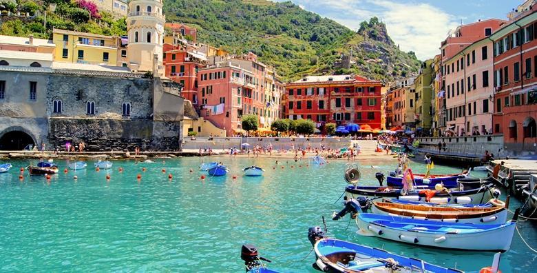 [TOSKANA] Posjetite najljepšu talijansku regiju uz uključen posjet NP Cinque Terre, Bologni, Pisi, Lucci i Firenzi - 4 dana s polupansionom u hotelu*** za 1.469 kn!