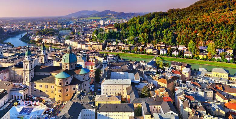 [SALZBURG] Posjetite Mozartov grad i kušajte poznate čokoladne kuglice uz posjet čarobnim austrijskim jezerima Hallstatt i Wolfgangsee za 659 kn!