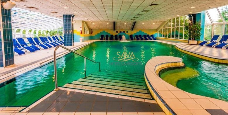 [TERME LENDAVA] 1 noćenje s polupansionom za dvoje u Hotelu Lipa*** uz neograničeno kupanje u termalnoj vodi te korištenje bazena i sauna za 608 kn!