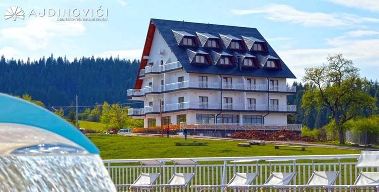 BiH, SRC Ajdinovići - 3 all inclusive dana u hotelu uz wellness za 539 kn!