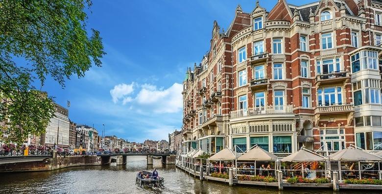 Amsterdam - 4 noćenja s doručkom u hotelu*** i prijevozom od 2.650 kn!