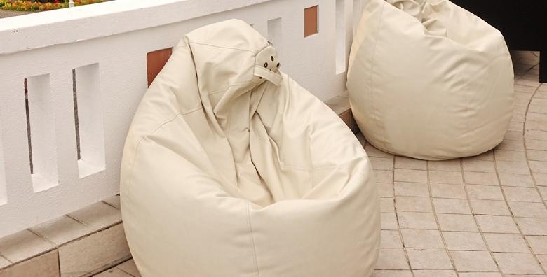 Lazy bag - Jumbo vreća za sjedenje od 215 kn!