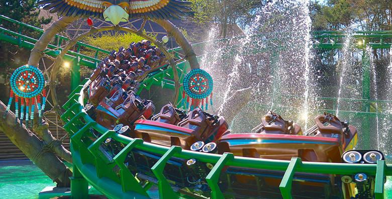 [GARDALAND I SEA LIFE] Najveći rollercoasteri u Europi, lude vožnje i likovi iz bajki!Posjetite čaroban svijet zabave i adrenalina - izlet s prijevozom za 225 kn!