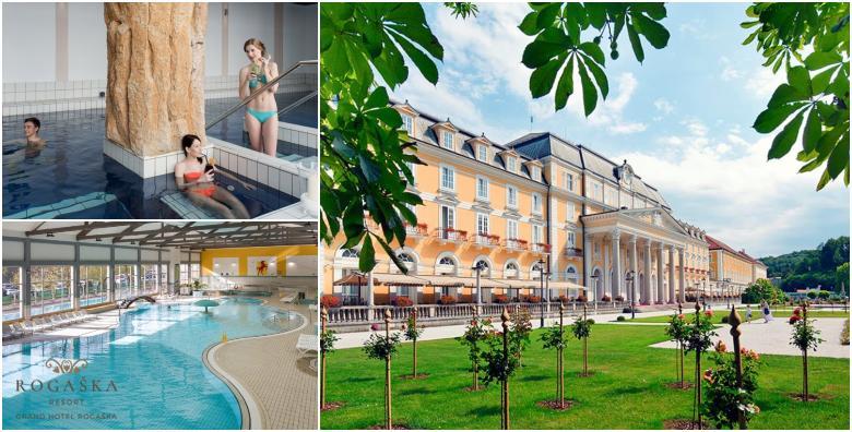 Rogaška Resort**** - 2 noći s polupansionom za dvoje uz korištenje bazena i sauna za 1.259 kn!