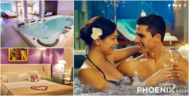 Wellness u Hotelu Phoenix**** - 1 ili 2 noćenja uz polupansion i wellness već od 750 kn!