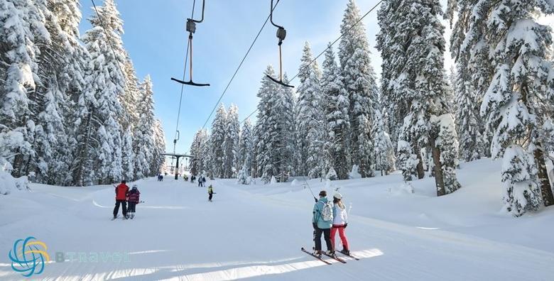 [ROGLA] Zadnja prilika za skijanje ove sezone! 2 noćenja s polupansionom za dvoje uz ski karte, korištenje bazena i sauna za 1.840 kn!