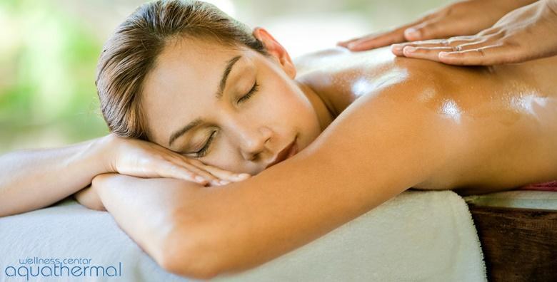 Wellness paket detoksikacije - masaža cijelog tijela, komora s kisikom i piling za 199 kn!