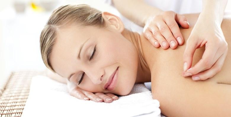 Masaža leđa ili cijelog tijela za samo 49 kn!