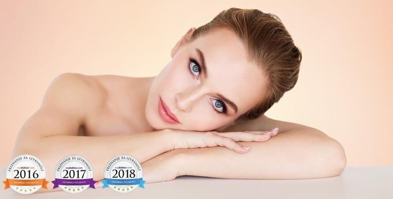 PRP terapija za lifting i pomlađivanje lica u Poliklinici MM Medestetica od 749 kn!